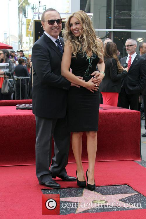 Thalia and Tommy Mottola 5
