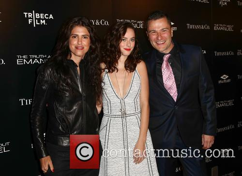 Francesca Gregorini, Kaya and Matt Brady 2