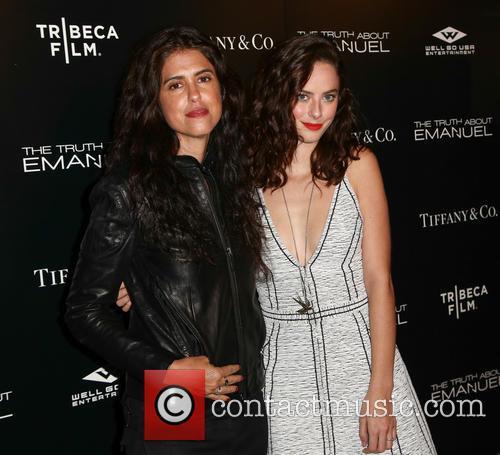 Francesca Gregorini and Kaya 4