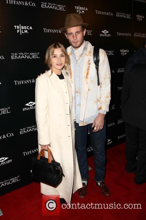 Nico Tortorella and Sara Paxton 2