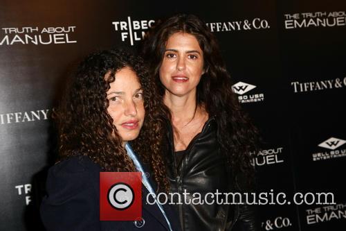 Tatiana Von Furstenberg and Francesca Gregorini 2