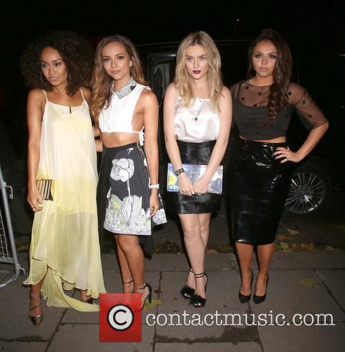 Little Mix, Jesy Nelson, Perrie Edwards, Jade Thirwall and Leigh-anne Pinnock 4