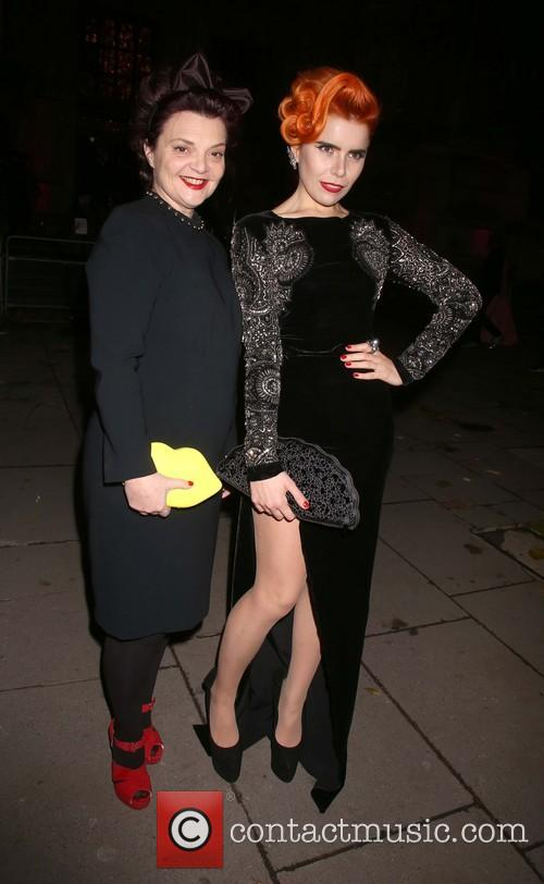 Paloma Faith and Lulu Guinness