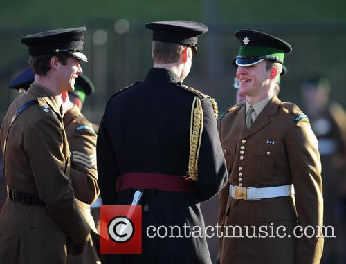 Prince William, Mons Barracks
