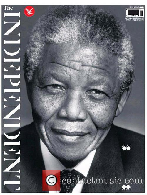 Front Pages From Around, The World and Nelson Mandela Dies 13