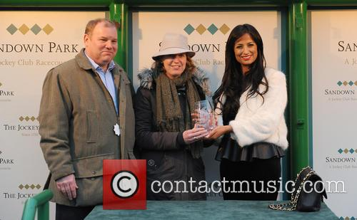Chantelle Houghton, Lucy Mecklenburgh and Sandown Park 2