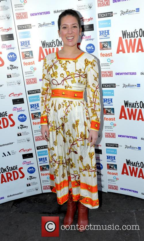 Whatsonstage.com Awards Nominations - Arrivals