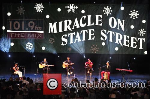 Backstreet Boys, A. J. Mclean, Howie Dorough, Kevin Richardson and Nick Carter 10