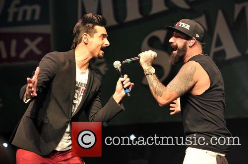 Backstreet Boys, A. J. Mclean and Kevin Richardson 6