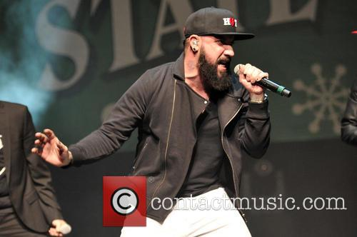 Backstreet Boys and A. J. Mclean 7