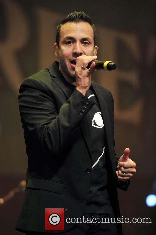 Backstreet Boys and Howie Dorough 11