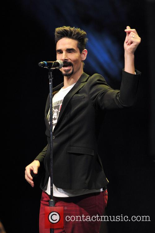 Backstreet Boys and Kevin Richardson 5
