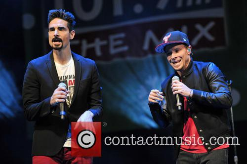 Backstreet Boys and Kevin Richardson 8