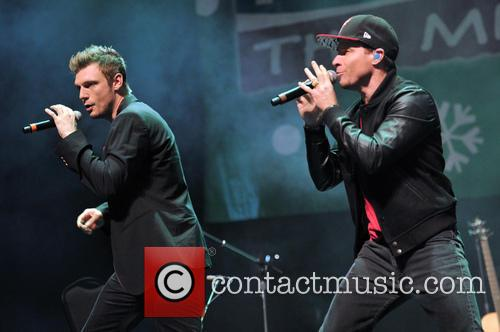 Backstreet Boys, Nick Carter and Brian Littrell 2