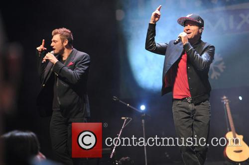 Backstreet Boys, Nick Carter and Brian Littrell 9