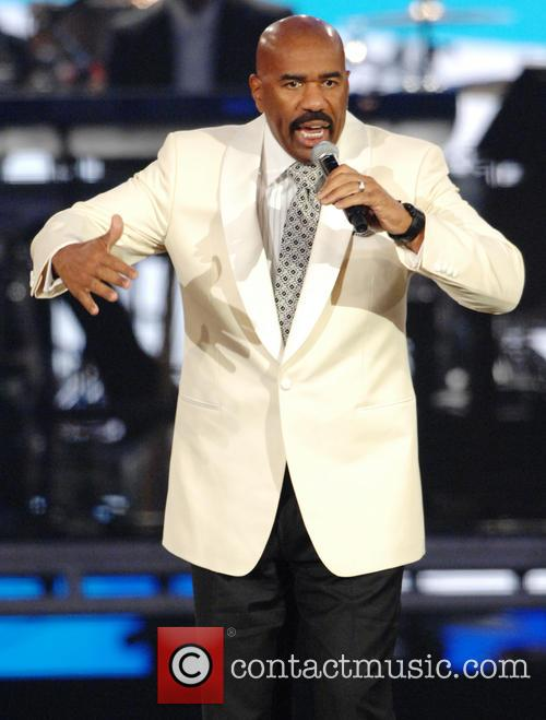 Steve Harvey, American Airlines Center - Dallas, Texas