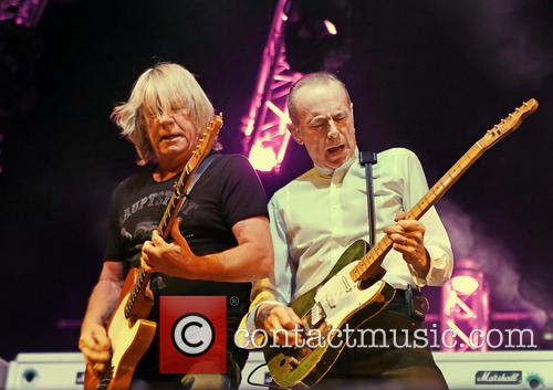 Status Quo perform live in Liverpool