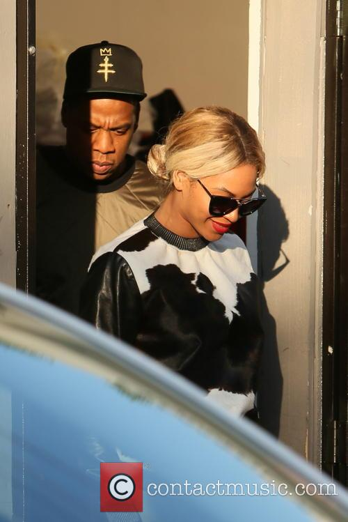 Beyonce and Jay Z 9