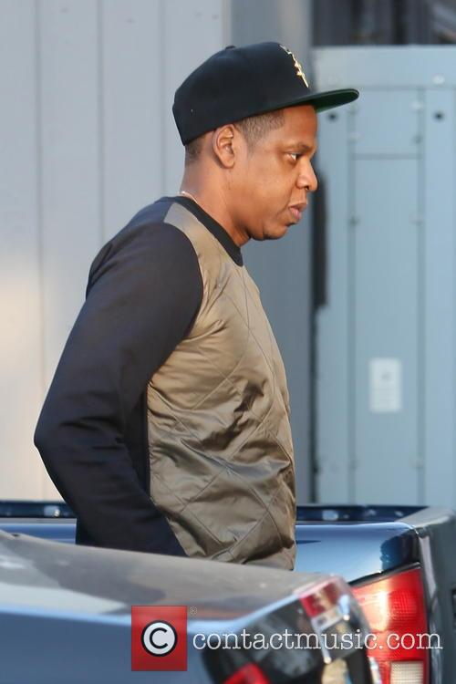 jay z beyonce and jay z leaving 3986062