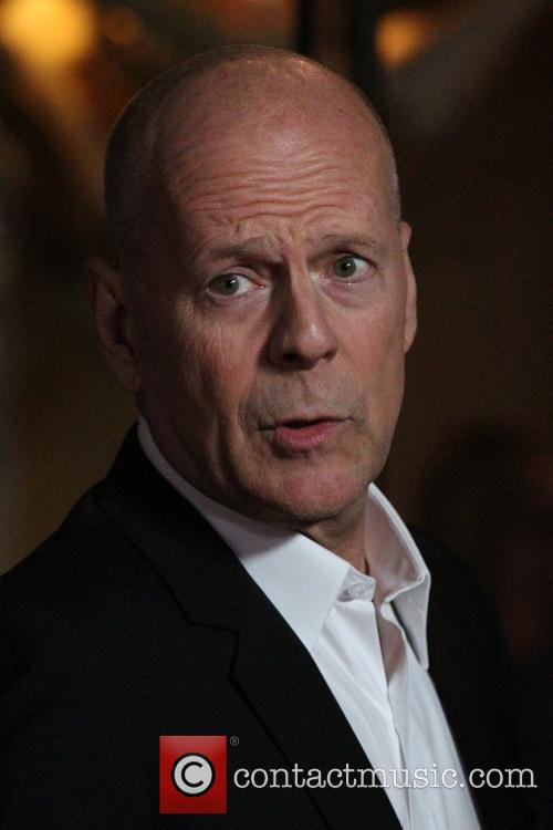 Bruce Willis wanted to be in 'Gates of Fire'