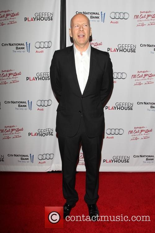 Bruce Willis 40