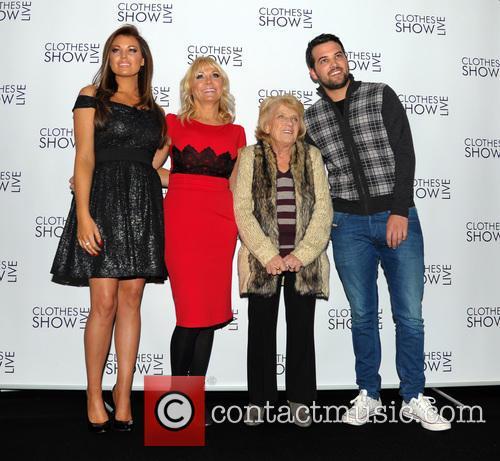 Jessica Wright, Carol Wright, Nanny Pat and Ricky Rayment 4