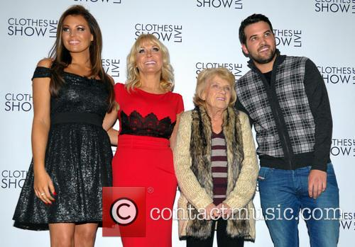 Jessica Wright, Carol Wright, Nanny Pat, Ricky Rayment, National Exhibition Centre, Clothes Show Live