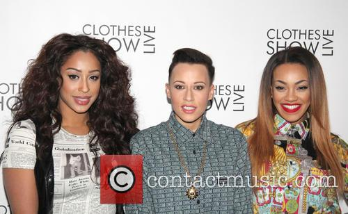 Stooshe, Alexandra Buggs, Courtney Rumbold and Karis Anderson 2