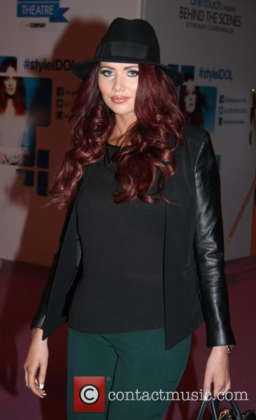 Amy Childs 18