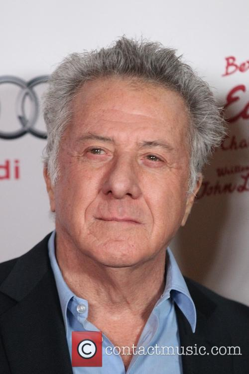 Dustin Hoffman attend I'll Eat You Last: A Chat with Sue Mengers