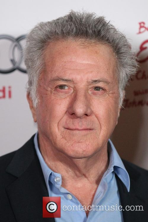Dustin Hoffman attend I'll Eat You Last: A...