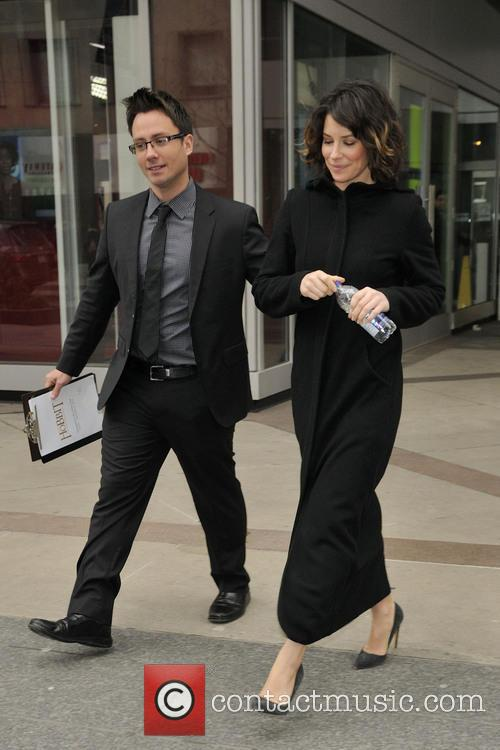 Evangeline Lilly leaving Global TV Toronto