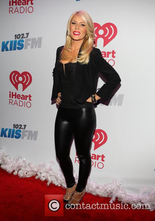 Gretchen Rossi, Staples Center
