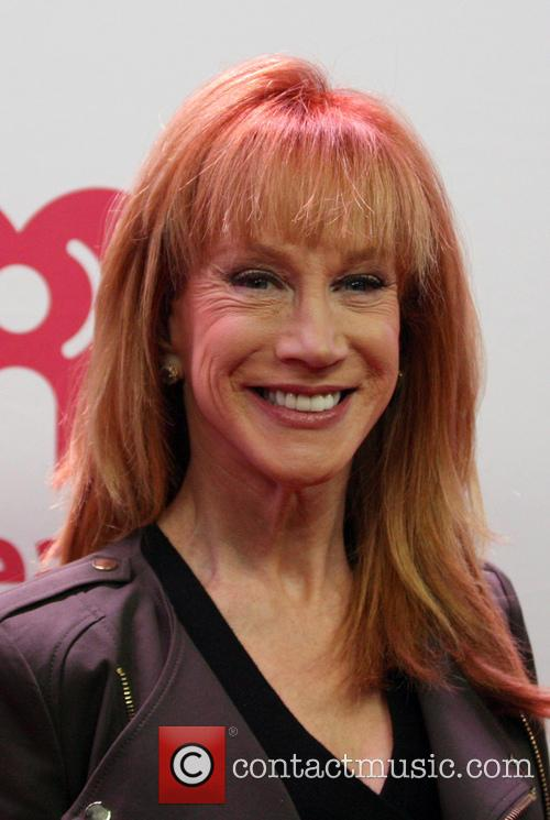 Kathy Griffin, Staples Center