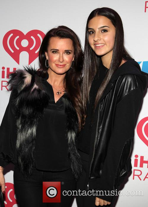 Kyle Richards and Sophia Umansky 3