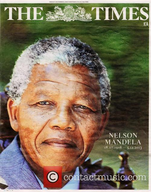 Front Pages From Around, The World and Nelson Mandela Dies 17