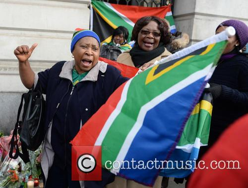 Tributes, Nelson Mandela and South Africa House 11