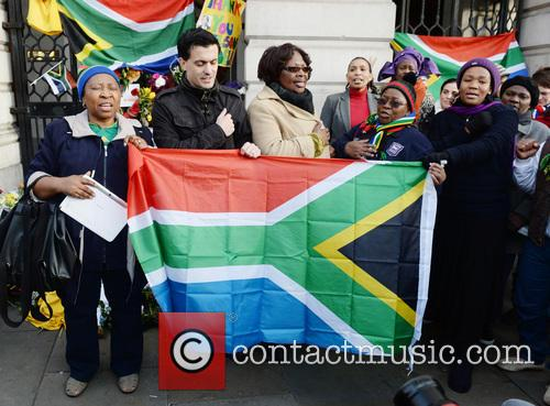 Tributes, Nelson Mandela and South Africa House 17