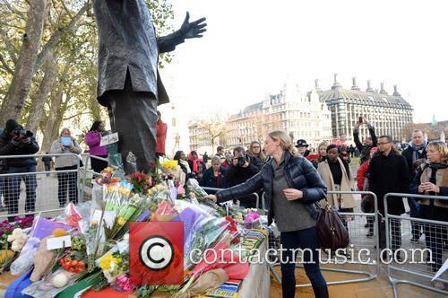 Tributes and Nelson Mandela 7