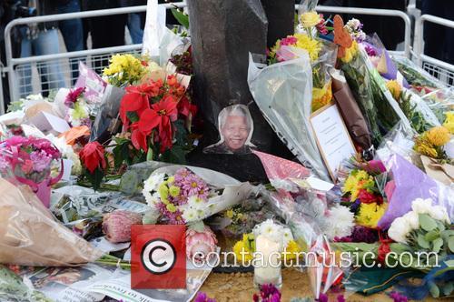 Tributes and Nelson Mandela 1