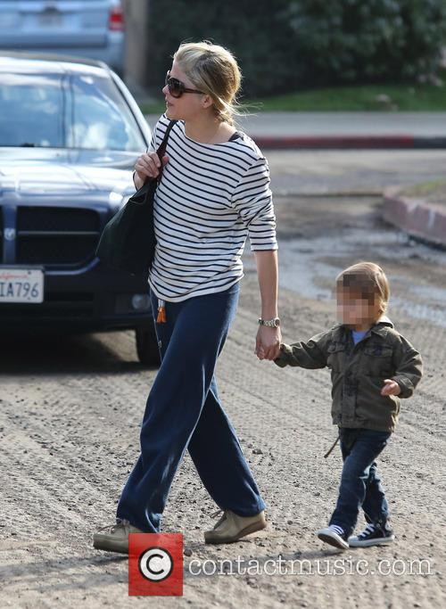 Selma Blair and Arthur Bleick 29