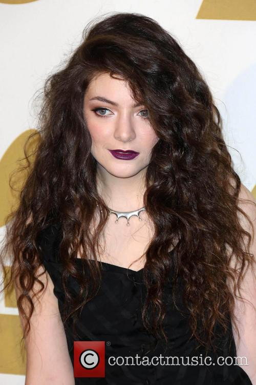 Lorde, Nokia Theater LA Live, Grammy
