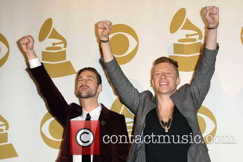 Macklemore and Ryan Lewis 4
