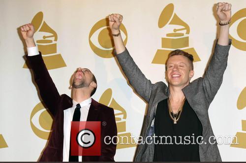 Macklemore and Ryan Lewis 8