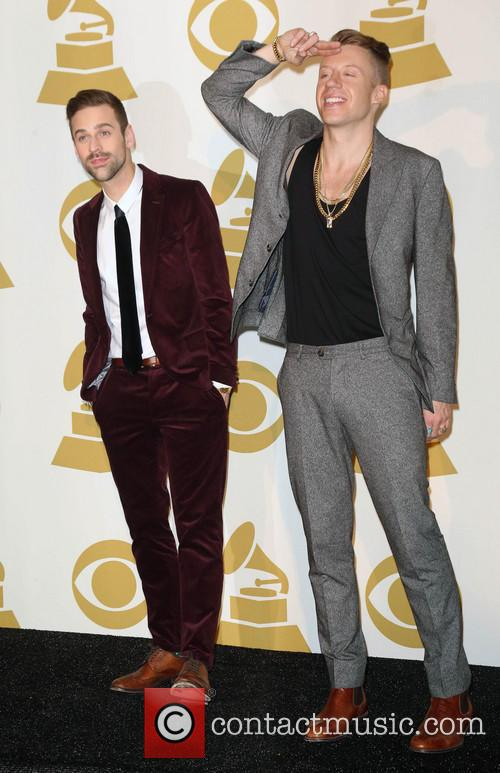 Macklemore and Ryan Lewis 9