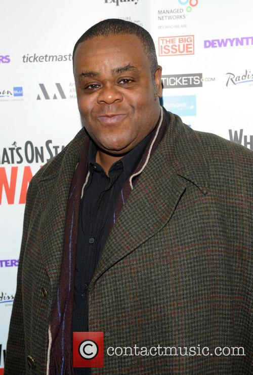 clive rowe whatsonstagecom awards nominations arrivals 3985794