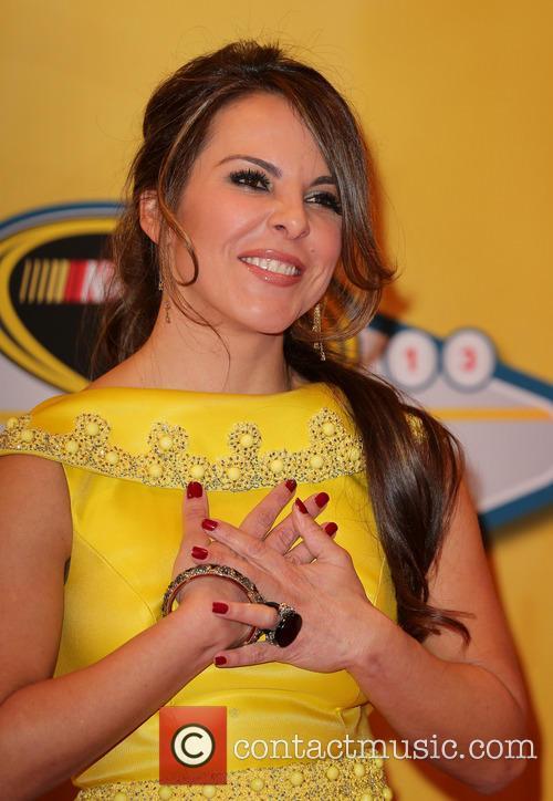 kate del castillo 2013 nascar awards at 3986613