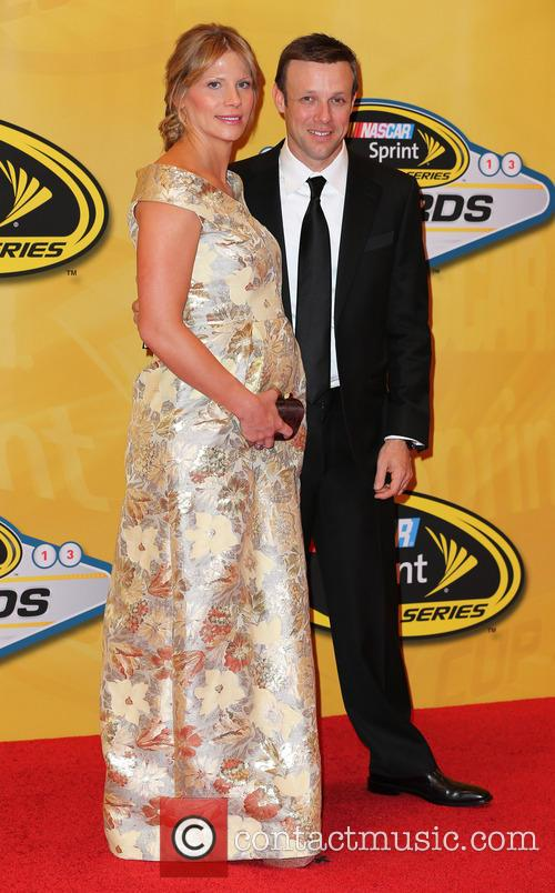 matt kenseth katie kenseth 2013 nascar awards at 3986696