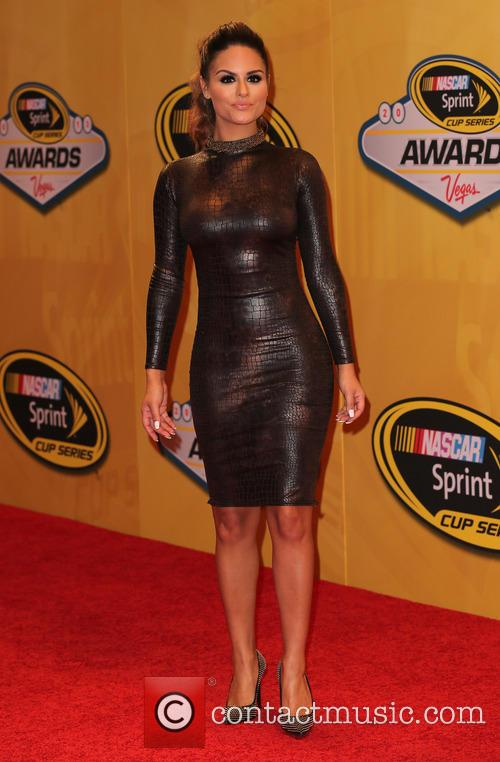 pia toscano 2013 nascar awards at wynn 3986624