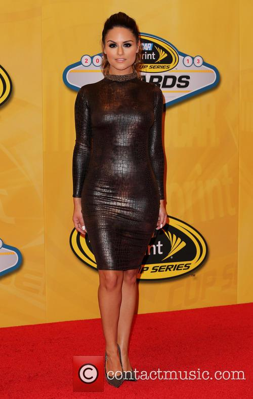 pia toscano 2013 nascar awards at wynn 3986692